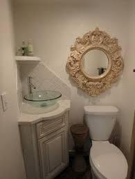 Bathroom Design Small Spaces Corner Bathroom Sinks Creating Space Saving Modern Bathroom Design
