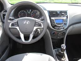 hyundai accent base model he said 2012 hyundai accent drive and review by larry nutson