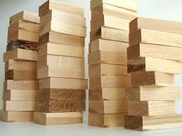 wooden pieces for crafts preschool crafts