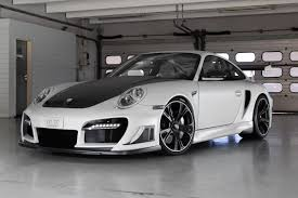 techart porsche 911 turbo gtstreet design front eurocar news