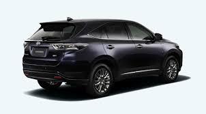 lexus toyota price 2015 toyota harrier price 2017 car reviews prices and specs