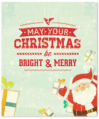merry christmas greeting card quotes like success