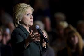 hillary clinton u0027s often told story that nasa rejected her