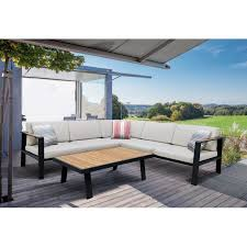 outdoor ls for patio nofi outdoor patio sectional set