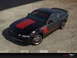 2011 Black Mustang What Stripes For Lava Red The Mustang Source Ford Mustang Forums