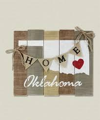 oklahoma wood 26 best oklahoma boutiques images on custom wood signs