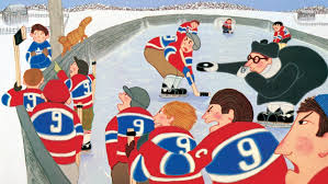 roch carrier reads the hockey sweater home as it happens