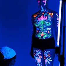 Black Light Body Paint Images Tagged With Blacklightbodypaint On Instagram