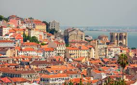 Where Is Portugal On The Map Lisbon Overview Cityscape Xlarge Jpg