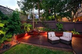 Landscaping Ideas For Small Backyards Backyard Small Impressive Decoration Small Backyard Landscaping