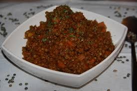 comment cuisiner lentilles lentilles à la marocaine maman ça déborde