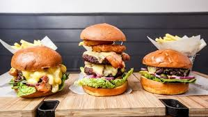 article cuisine s burgers how do you like yours deliveroo