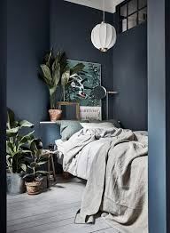 11 reasons to paint your walls blue blue grey cozy bedroom and