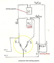 home ac compressor wiring diagram 10 examples of ac pleasing air