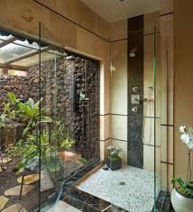 Stone Tile Bathroom Ideas by Bathroom 10 Amazing Tropical Bath Ideas To Inspire You 3 Awesome