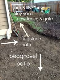 Backyard For Dogs by Triyae Com U003d Pea Gravel Backyard For Dogs Various Design