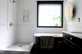 bathroom gorgeous modern subway tile bathroom designs fine for