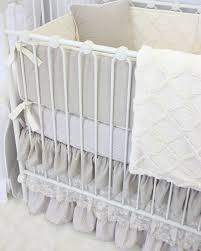 ivory crib ivory crib bedding from baby solid ivory crib rail