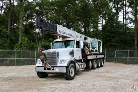 kenworth trucks for sale in houston national nbt45 127 mounted to 2010 freightliner coronado chassis