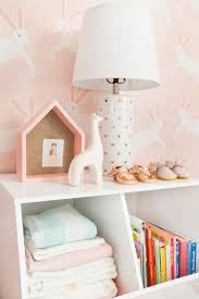 Nursery Blackout Curtains Target by Emily Henderson Pillowfort Target Nursery Makeover Baby Pink