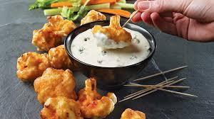 cuisiner le chou fleur chou fleur buffalo et sauce au bleu recettes iga miel fromage