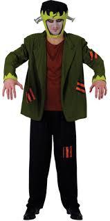 freaky frankenstein costume horror film costumes mega fancy dress