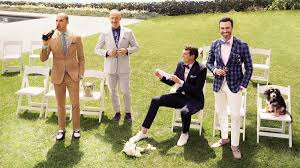 summer suit wedding what to wear for every wedding dress code gq