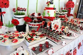 Ladybug Kitchen Decor 2nd Birthday Party Themes For The Best Memories For Lifetime