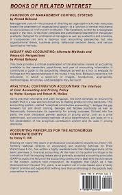 quantitative models in accounting a procedural guide for