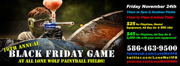 black friday game black friday game u2013 lone wolf paintball