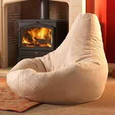 very comfortable back support bean bag