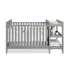 Changing Table Crib Baby Relax 2 In 1 Crib And Changing Table Combo