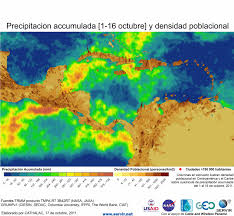 Central America And The Caribbean Map by Servir Analysis Of Heavy Rains In The Region Of Central America