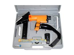 hardwood floor flooring cleat stapler nailer pneumatic gun