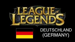 league of legends announcer kills german