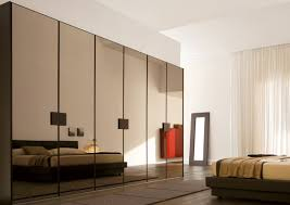 gambar model lemari pakaian rumah minimalis terbaru 3 lemari
