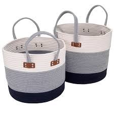 Sainsburys Bathroom Accessories by Sainsbury U0027s Home Shore Woven Baskets X2 Sainsbury U0027s