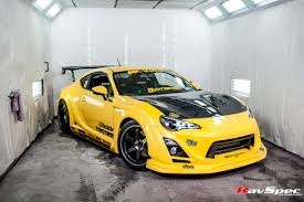 widebody subaru brz wide body brz u2013 ravspec