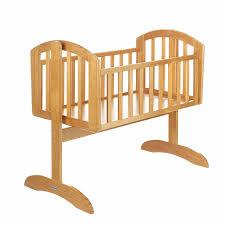 Buy Buy Baby Crib by Obaby Sophie Swinging Crib White Amazon Co Uk Baby