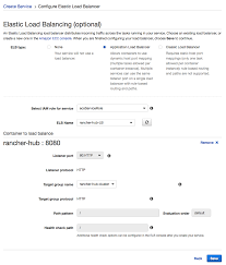 rancher logging setting up rancher master on aws for hybrid cloud in 7 steps