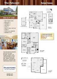ryland homes orlando floor plan ryland homes floor plans home deco plans