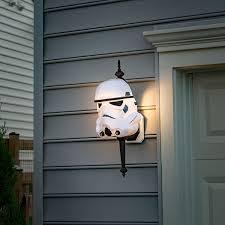 home depot star wars lights porch light covers spooky front halloween decoration ideas scaridari