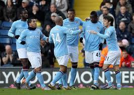 Manchester City - West Bromwich vidéo buts (3-0)