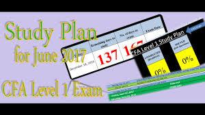 100 2013 cfa study guide cfa study plan june finguru
