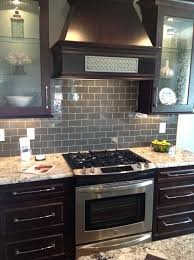 Backsplashes In Kitchens Backsplash White Grout With Cabinets And Granite Acttickets