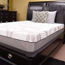 Orthopedic Gel Foam Mattress Topper Sleep Innovations Novaform Gel Memory Foam Inch Mattress Topper Queen