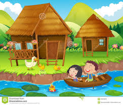 drawing scenery for children how to draw a scenery for kids