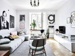30 home decor minimalist idea monochrome color clean design