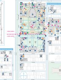 Cu Campus Map Home Public Safety