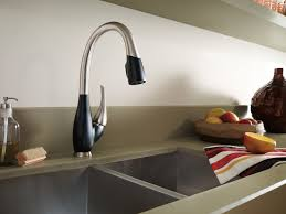 kitchen awesome delta fuse faucet reviews faucets lowes black